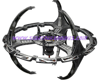 Star Trek: Deep Space Nine VINYL Decal / Sticker Awesome Cut-Out SPACE STATION!