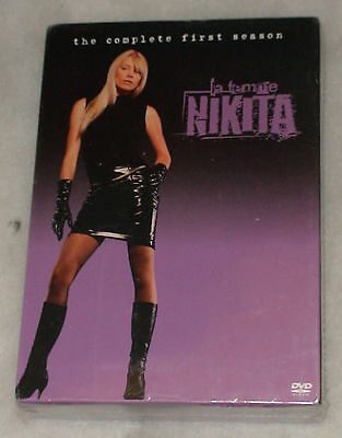 la femme nikita Completo Temporada 1 One DVD Box Set Nuevo Sellado