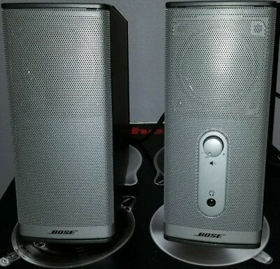 Bose Companion 2 Series II Computer Multimedia Speakers