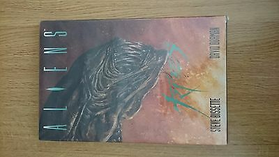 Aliens Tribes hardcover graphic novella