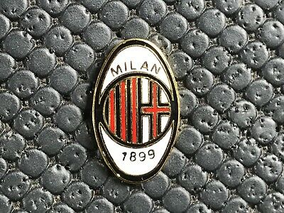 Pins Pin Badge Sport Foot Soccer Milan Ac  Signe Chris