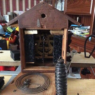 antique black forest cuckoo clock Sale By Auctiion