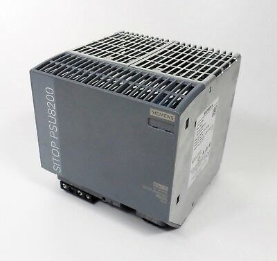 Siemens 6Ep3337-8Sb00-0Ay0 -New- Sitop Psu8200 Power Supply 24V | 40A