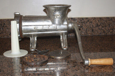 Alfa Meat Grinder 32 Stand Alone #32Vintage Working Condition
