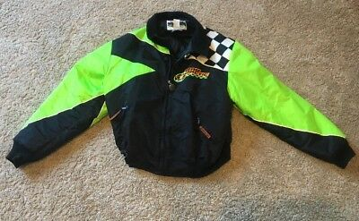 aa4111eba Arctic Cat Snowmobile Jacket Size Youth Child 14 Winter Clothing Sporting  Goods