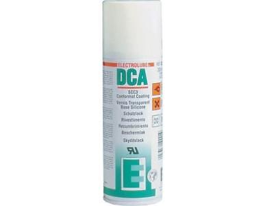 DCA-200ML Protective coating colourless Ingredients silicone spray ELECTROLUBE