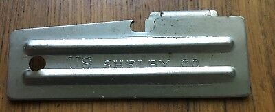 "US Military P51 can opener marked ""U.S. Shelby Co."", original new old stock Army"