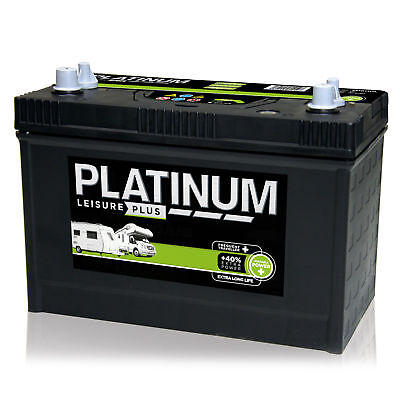 12V 110AH Platinum SD6110L Ultra Deep Cycle Leisure Marine Battery - 3 yrs Wrnty