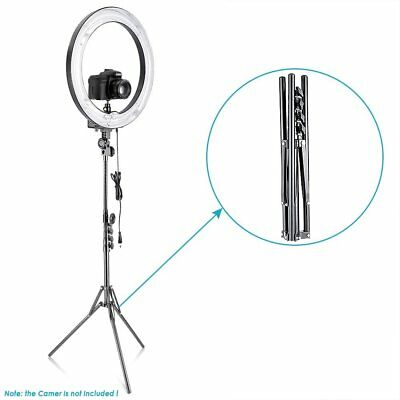 Neewer Aluminum Alloy Photography Light Stand Lights Ring Flash Holder 59 150cm