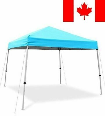 Ohuhu New Pop-up Instant Shelter Canopy Tent W/ Wheeled Carry Bag, 10 by 10 F...