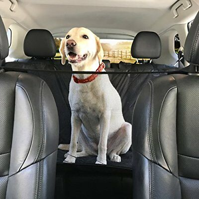 PREMIUM XL Dog Car Seat Cover Hammock Style And Cargo Liner