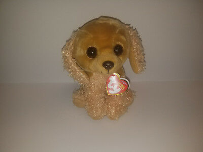 dfe42c43687 BRAND NEW TY Beanie Baby Sadie the Cocker New with Tags! -  7.89 ...