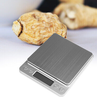 3000g X 0.1g Digital Pocket Scale Jewelry Weight Electronic Balance Gram