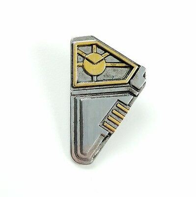 Star Lord Guardians of the Galaxy metal pin lapel badge 45mm