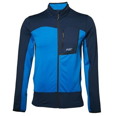 North Bend NEVIS Zip-Shirt Men Fleece