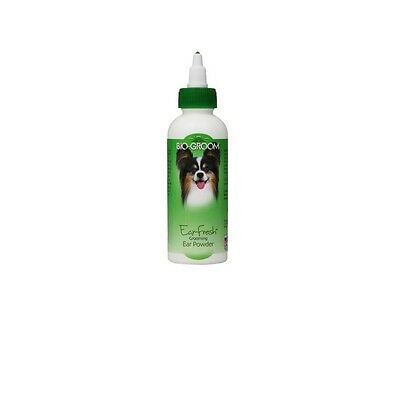 Ear Fresh Powder for Dog Cat 85 grams Relieves itching Ears dry