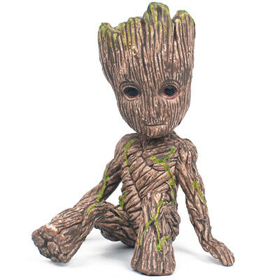 Cute 6CM Guardians of The Galaxy Vol. 2 Baby Groot Action Figure Toy Gift