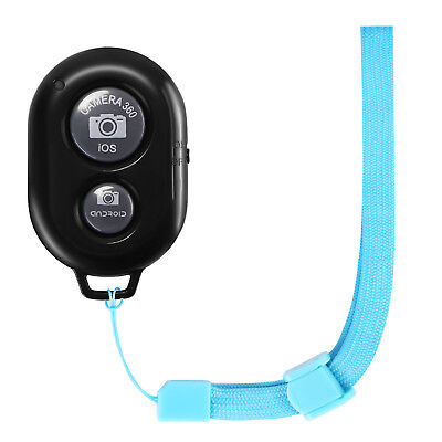 Wireless Bluetooth Remote Control Shutter Release for iPhone 7 Plus 6s 6 Android