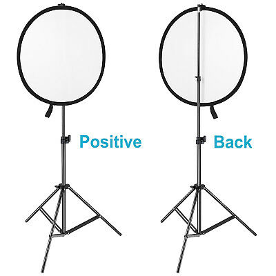 Neewer Studio Photography Background Reflector Disc Holder Clip Clamp