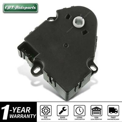 HVAC Air Door Actuator for Buick Cadillac Oldsmobile Chevy GMC SUV Pickup Truck