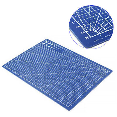 A4 30 * 22cm Self Healing Cutting Mat Craft Quilting Grid Lines Printed Board