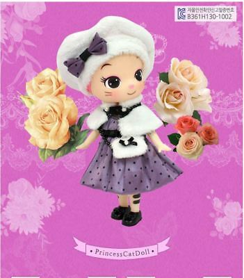 Lovely Doll_Celli cat Violet dot_NO PACKAGE/BOX_polybag packing_Free shipping