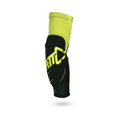 Leatt 2016 - Elbow Guard - 3DF 5.0 - Elbow Protection - Lime-Black