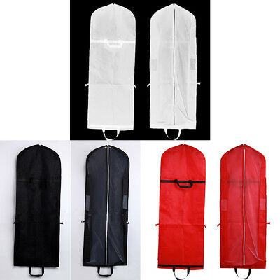 Extra Large 180cm Wedding Dress Bridal Gown Garment Protector Cover Storage Bag