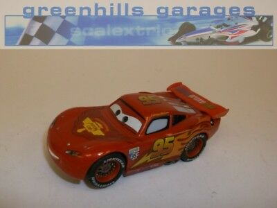 Greenhills Carrera Go!!! Disney Pixar Cars Lightening McQueen No.95 1:43 SCAL...