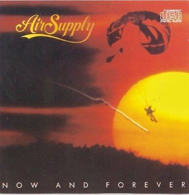 AIR SUPPLY-NOW AND FOREVER- CD Ltd/Ed Free Shipping with Tracking# New Japan