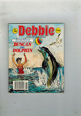 DEBBIE PICTURE STORY LIBRARY No. 160 -  comic