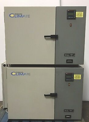 CSZ Microclimate MCB & MCBH Temperature & Humidity Chambers -70° - 190°C / Wrty