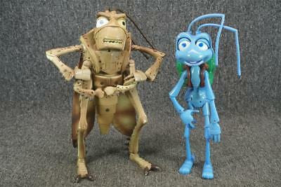 Ant And Grasshopper Toy From A Bugs Life