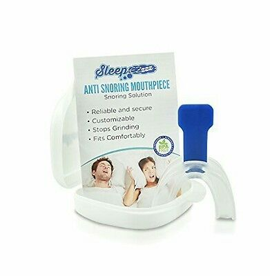 Premium Anti Snoring Devices By SleepEZzzz™ - Customizable snoring aids - Effect