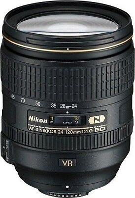 Nikon AF-S Nikkor 24-120mm f/4 G ED Perfetto Come Nuovo con scatola AAAAAAA++++