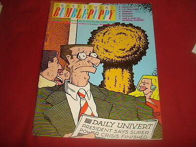 CENTRIFUGAL BUMBLEPUPPY #3 Indie Anthology Fantagraphics Comics 1988  NM