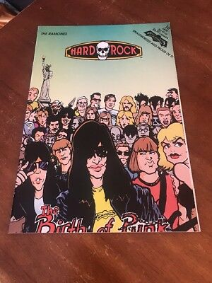 The Ramones Issue 10 (Hard Rock)