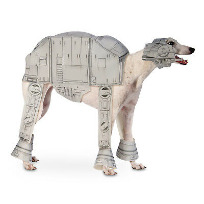 Star Wars AT-AT IMPERIAL WALKER COSTUME Dog Pet Empire Strikes Back Medium 14 16
