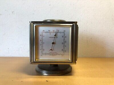 Used - Watch Table Pendulette Imhof Ref. 560/802 - Rare Vintage Table Clock