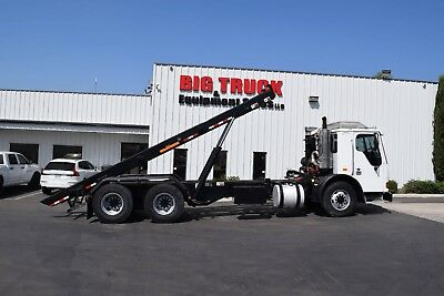 2008 Freightliner Condor Cummins ISM Automatic NEW AMREP Roll Off Truck