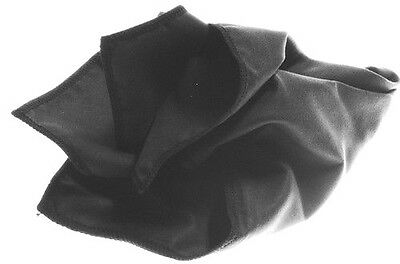 Black (12x12) Horosafe Watch Polishing Cleaning Ultrasoft Cloth for Archimedes