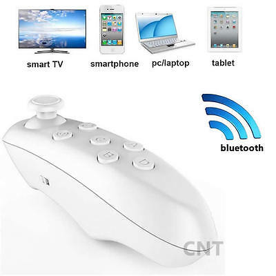 Wireless Bluetooth Gamepad Remote Controller For 3D VR PC Phones Android IOS