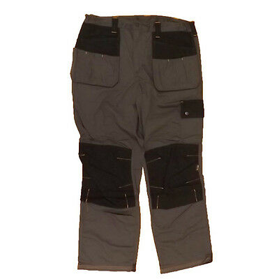 STOCK CLEARANCE - Council Work Builders Carpenters Construction Trousers HYM717
