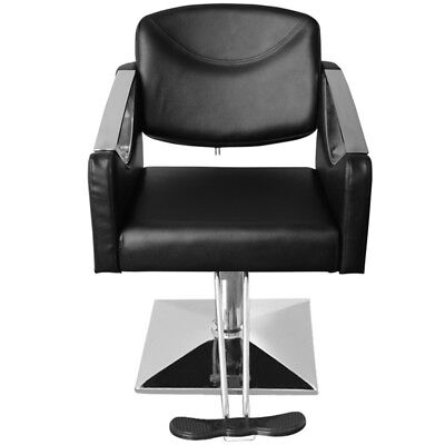 Adjustable 360° Swivel Barber Salon Chair Hair Tattoo Threading Shaving Barbers  sc 1 st  PicClick UK : hair salon chairs uk - Cheerinfomania.Com