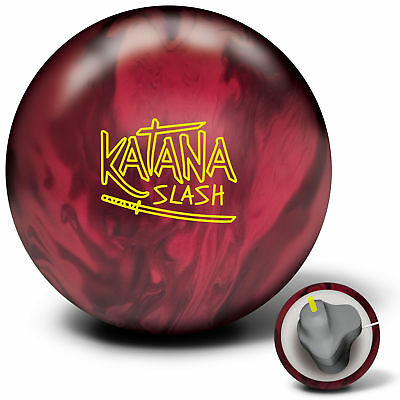 Bowling Ball Radical Katana Slash Reactive High Performance Reaktiv Bowlingkugel