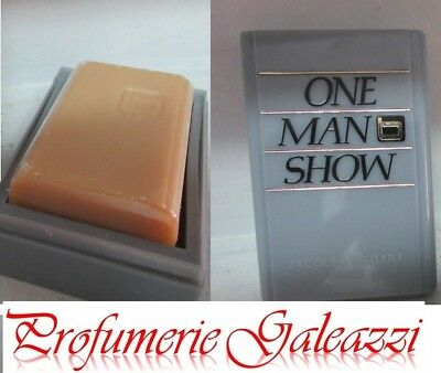 JACQUES BOGART ONE MAN SHOW SOAP WITH CASE - 100 g