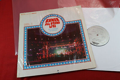 Fania All Stars  LIVE AT YANKEE STADIUM - VOL. 1 --  LP Fania LP-476 sehr gut