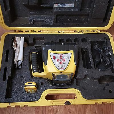 Leica Rugby 200  Rotary Laser Level w/Carrying Case