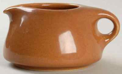 Iroquois CASUAL APRICOT Stacking Creamer 268030
