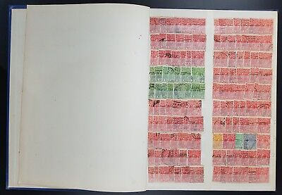 Australia Duplicated Collection in Blue Stockbook, GV Onwards, CV Stated £860+